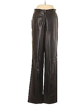 Escada Leather Pants Size 36 (EU)