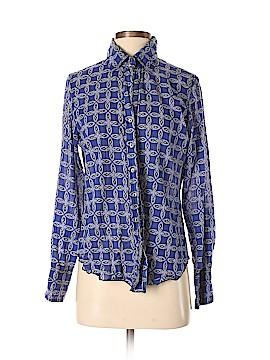 Cino Long Sleeve Button-Down Shirt Size XS