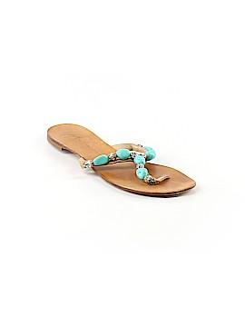 Giuseppe Zanotti Flip Flops Size 6 1/2