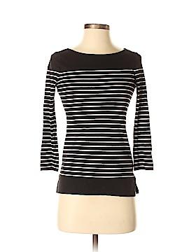 Joan Vass 3/4 Sleeve T-Shirt Size XS