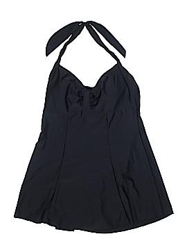 Carol Wior One Piece Swimsuit Size 14