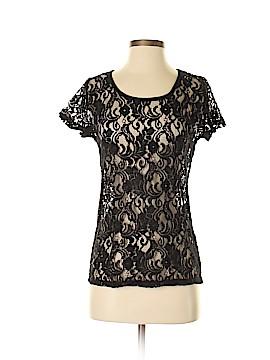 Rezrekshn by Esther Chen Short Sleeve Blouse Size XS