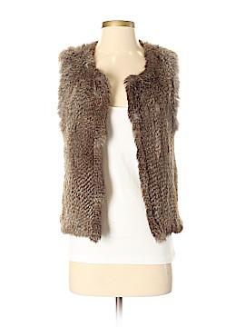 525 America Faux Fur Jacket Size S
