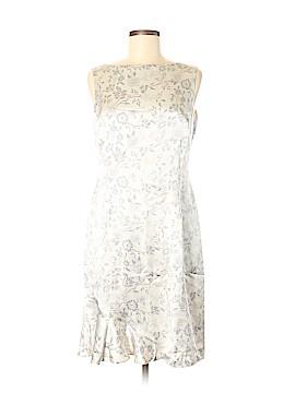 Ballinger Gold Casual Dress Size M