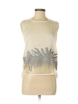 Dolan Short Sleeve Blouse Size S