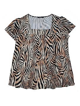 Jonden Short Sleeve Top Size 1X (Plus)