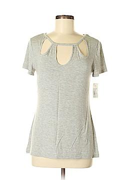 Jennifer Lopez Short Sleeve Top Size M