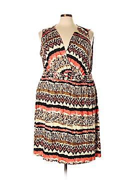 Cable & Gauge Casual Dress Size 3X (Plus)