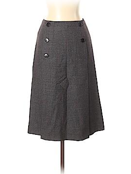 Agnes B. Wool Skirt Size 36 (FR)