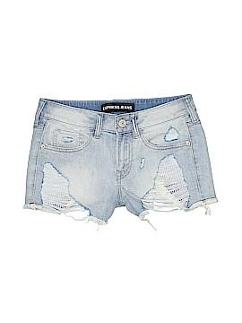 Express Jeans Denim Shorts Size 00