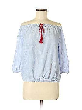 JW (JW Style) 3/4 Sleeve Blouse Size M