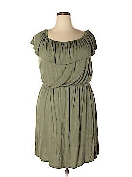 No Comment Casual Dress Size 2X (Plus)