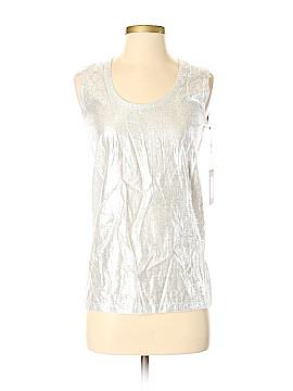 Norma Kamali Sleeveless Blouse Size XS