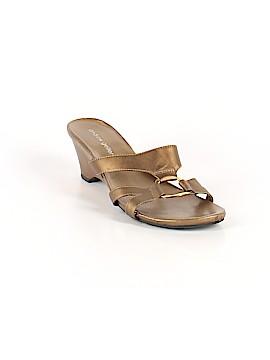 Andrew Geller Mule/Clog Size 8 1/2