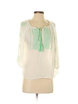 Lulumari 3/4 Sleeve Blouse Size M
