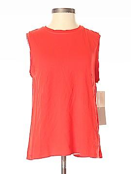 1.State Sleeveless T-Shirt Size S