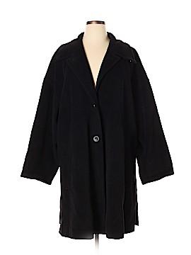 Max Mara Wool Coat Size 14