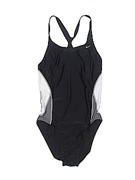 Nike One Piece Swimsuit Size 14