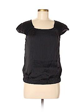 Madison Paige Short Sleeve Blouse Size M