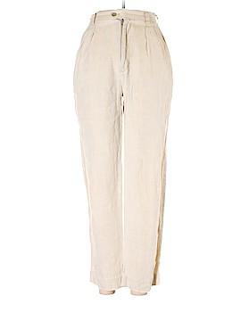 Calvin Klein Linen Pants Size 8 (Petite)