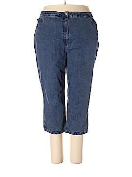 Liz & Me Jeans Size 24W (Plus)
