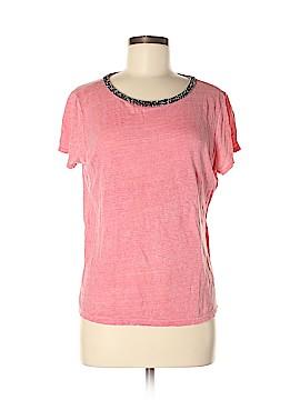 Maje Short Sleeve Top Size Med (2)