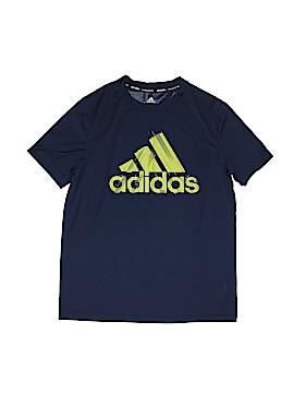 Adidas Sleeveless T-Shirt Size 14 - 16