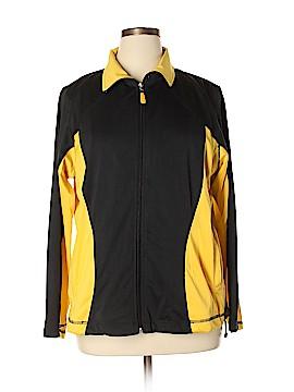 Coldwater Creek Track Jacket Size 1X (Plus)