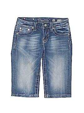 Miss Me Denim Shorts Size 16