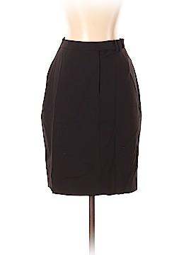 Classiques Entier Wool Skirt Size 4 (Petite)
