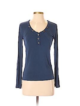 Atelier Long Sleeve Henley Size XS