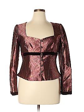 Kay Unger Silk Blazer Size 14