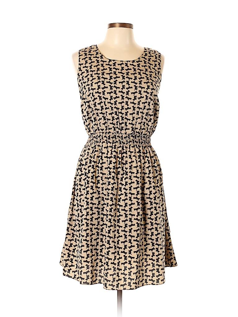 Inspire Me Women Casual Dress Size 48 (EU)