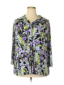 Covington 3/4 Sleeve Blouse Size 20 - 22 (Plus)