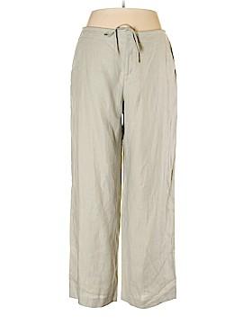 Ellen Tracy Linen Pants Size 3 (Plus)