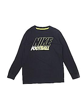 Nike Long Sleeve T-Shirt Size M (Youth)