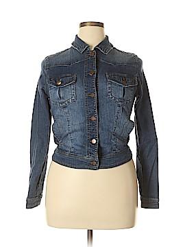 Love, Fire Denim Jacket Size L