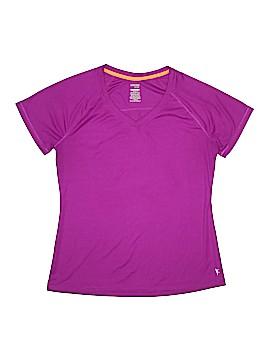 Danskin Now Sleeveless T-Shirt Size L