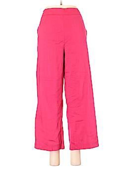 Cartonnier Linen Pants Size L