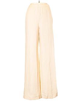 Linda Allard Ellen Tracy Linen Pants Size 4