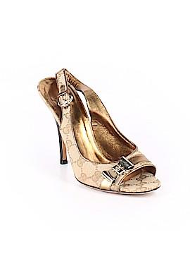 Gucci Heels Size 6 1/2