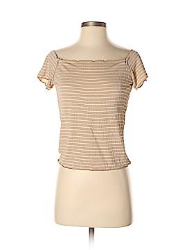 Armani Collezioni Short Sleeve Top Size 38 (IT)