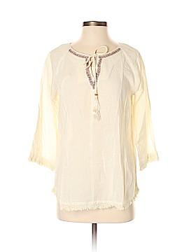 Lilla P 3/4 Sleeve Blouse Size S