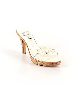Italian Shoemakers Footwear Mule/Clog Size 10