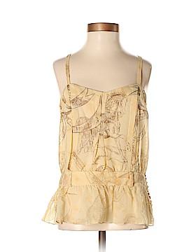 Christian Dior Sleeveless Silk Top Size 34 (FR)