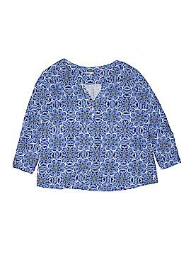Kim Rogers 3/4 Sleeve Top Size XL (Petite)