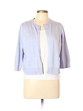 Ann Taylor Silk Cardigan Size XL (Petite)