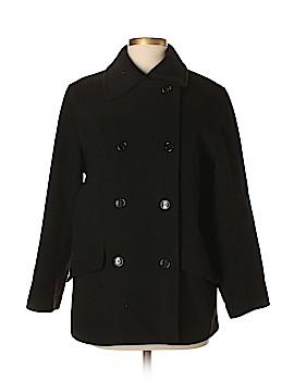 J. Crew Wool Coat Size S (Petite)