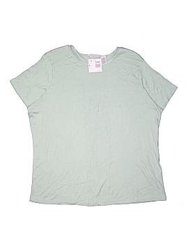 Jaclyn Smith Short Sleeve T-Shirt Size 2X (Plus)