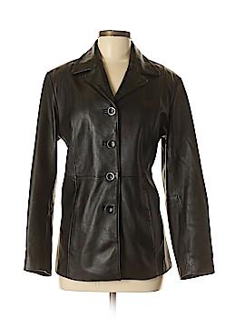 Chadwicks Leather Jacket Size M (Petite)